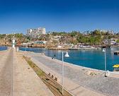 Antalya Yacht Harbour — Stock Photo