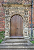 Stone Door Frame — Stok fotoğraf