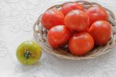 Yellow Tomato — Stock Photo