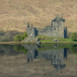 Stock Photo: Kilchurn Castle