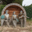 Medieval Soldiers — Stock Photo
