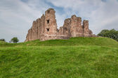 Brough Castle — Stock Photo