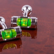 Cufflinks — Stock Photo