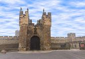 Alnwick Castle — Stock Photo