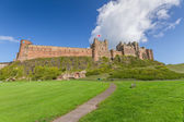Bamburgh Castle — Stock Photo