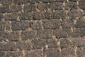 стены старого кирпича — Стоковое фото