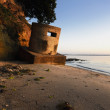 WWII Pillbox — Stock Photo