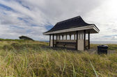 Seaside Shelter — Stock Photo
