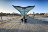 Boscombe Pier — Stock Photo