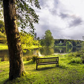 Stourhead Gardens — Stock Photo