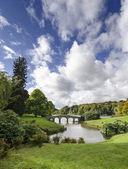 Stourhead Gardens — Stock Photo