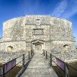 Calshot Castle - Foto Stock