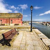 Poole Quay — Stock Photo