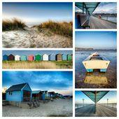 De kust — Stockfoto