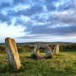 Stock Photo: Men-An-Tol