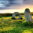 Stock Photo: Men-An-Tol in Cornwall