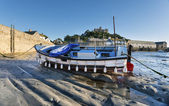 Boat at St Michael's Mount — Stock Photo