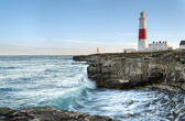 Portland Bill Lighthouse — Stock Photo