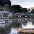 Dusk at Lerryn River — Foto Stock