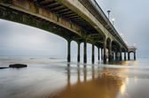 Under The Pier — Stock Photo