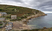 Penberth Cove in Cornwall — Stock Photo