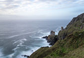 The Crowns Tin Mines at Botallack in Cornwall — Stock Photo