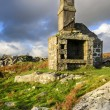 Ruin on Bodmin Moor — Stock Photo