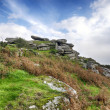 Helman Tor — Stock Photo