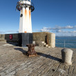 Lighthouse at St Ives — Stock Photo #38146739