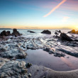 Stock Photo: Rock Pools