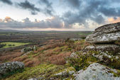 Helman Tor in Cornwall — Stock Photo