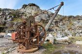 Quarry Winch — Foto de Stock