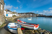 Mousehole Harbour — Stock Photo