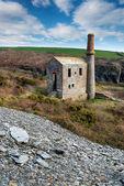 Cornish Engine House — Stock Photo