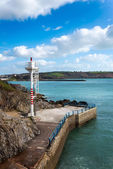 Plymouth in Devon — Stock Photo