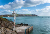Plymouth in Devon — Foto Stock