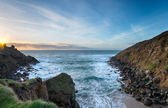 Porthgwarra Cove — Stock Photo