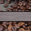 Coffee beans sequences — Stock Video