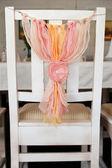Wedding chair — Stock Photo