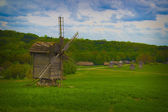 An old windmill — Stock Photo