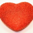 Red heart — Stock Photo #19510629