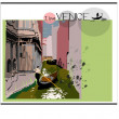 Background with motif of Venice — Stock Vector #19489021