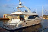 Yacht — Stock Photo