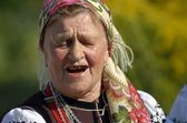 Ukrainian folk festival — Stock Photo