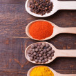 Spices — Stock Photo #18298953