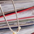 Stock Photo: Medical records