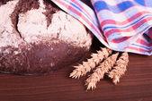 Pão com trigo — Foto Stock