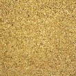 Texture extruded cork or particle background — Stock Photo