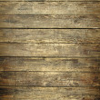 Background of old worn wooden planks with nails — Stock Photo
