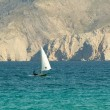 Sailing boat — Stock Photo